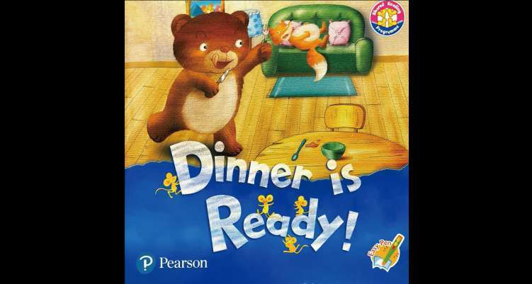 英文故事 – Dinner is Ready